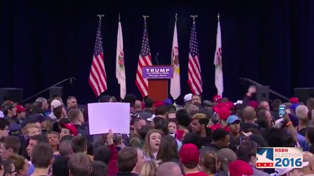 Donald Trump Rally in Chicago, IL (3-11-16)