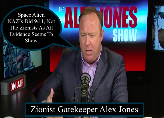 Gatekeeper Alex Jones