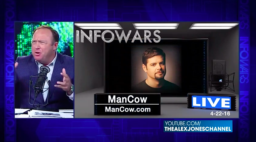 ManCow Takes On The Anomalies Of The Death Of Prince...