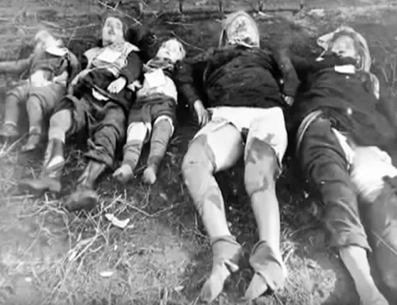 Bromberg Massacre Start WW2 Zionist Terrorism