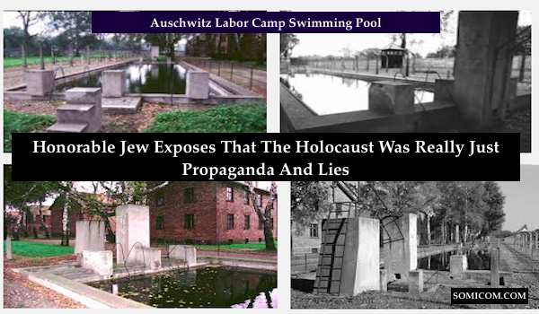 Auschwitz Labor Camp Swimming Pool