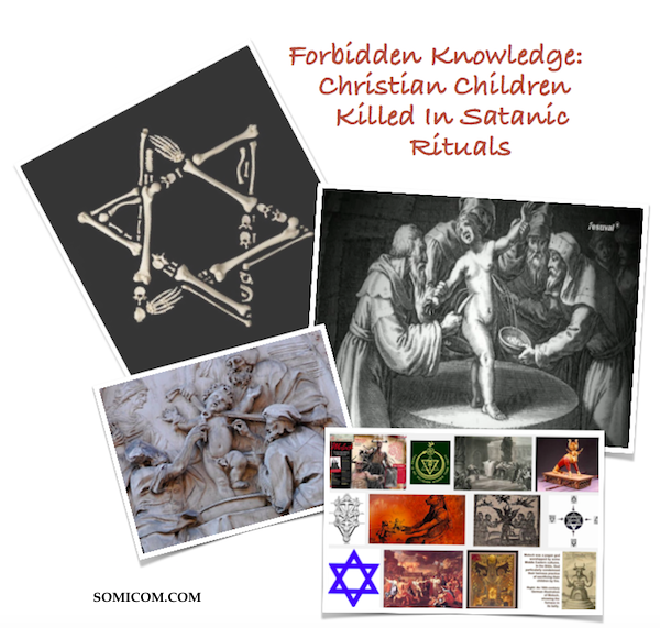 Christian Children Killed In A Satanic Rituals