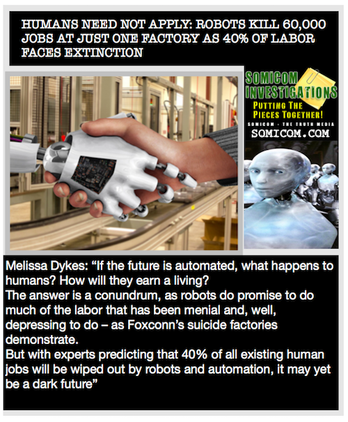 Humans Need Not Apply: Robots Kill 60,000 Jobs At...