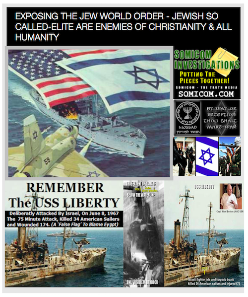 Exposing the Jew World Order – Jewish So Called...