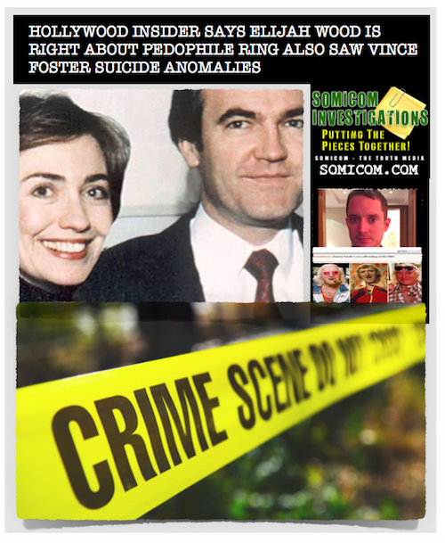 Vince Foster Death Hollywood