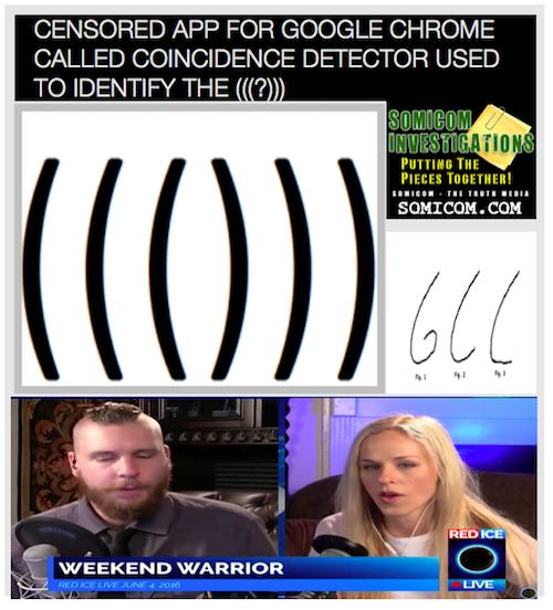 Jew Detector: Censored App For Google Chrome Called Coincidence Detector
