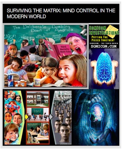 Mind Control In The Modern World