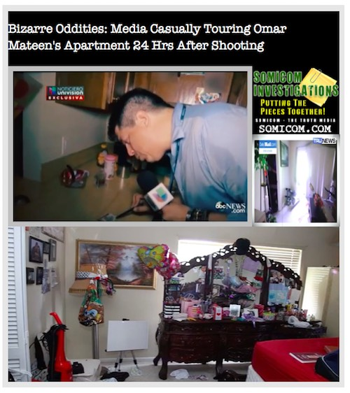 Omar Mateen Apartment
