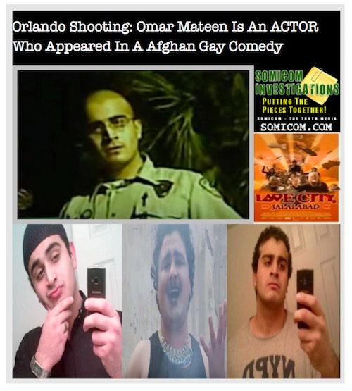 Omar Mateen Is An ACTOR Who Appeared In A Afghan Gay Comedy2