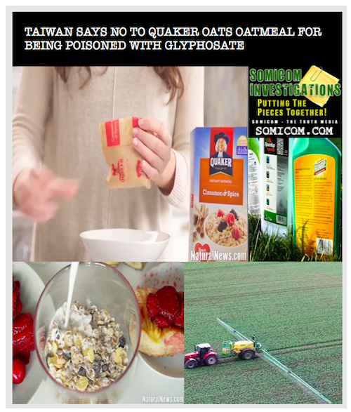 Poisoned With Glyphosate