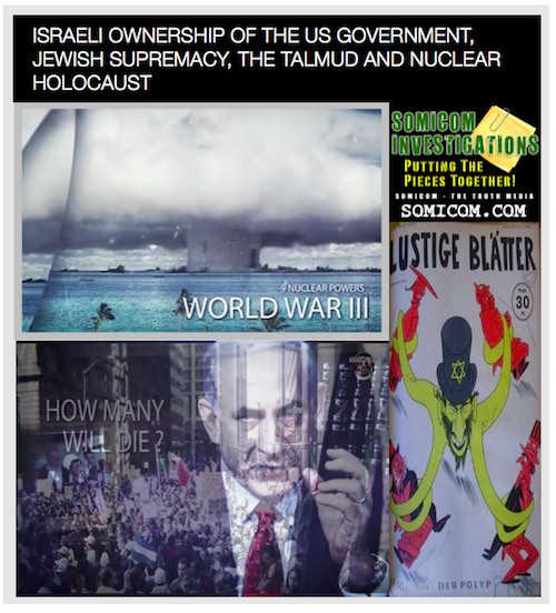 The Talmud And Nuclear Holocaust