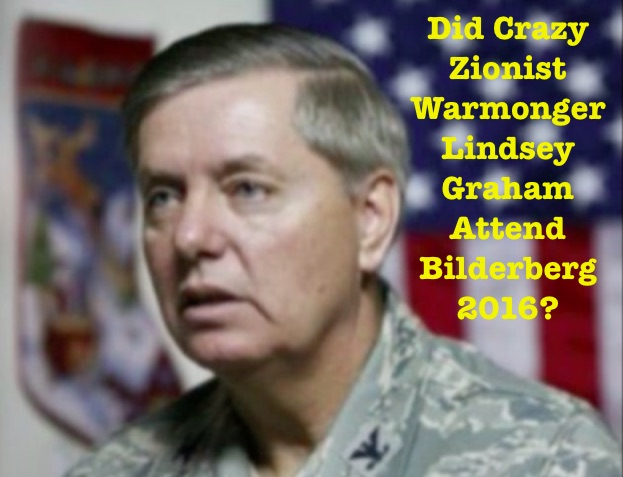 Warmonger Lindsey Graham