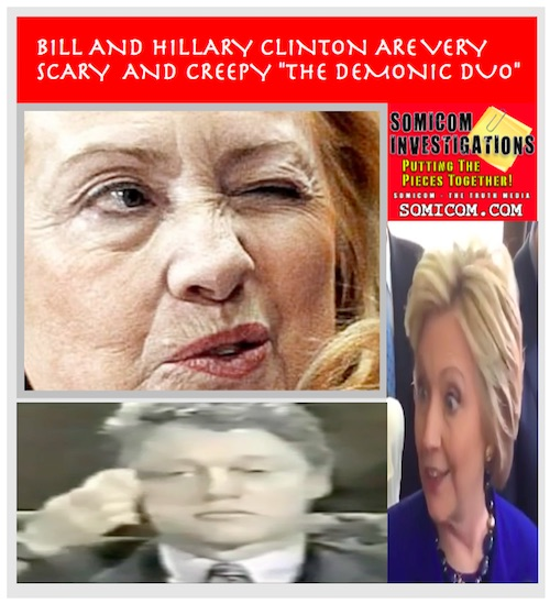 Scary Clintons