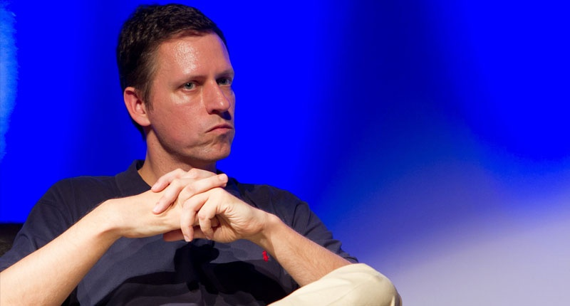 Peter Thiel (Ken Yeung/Flickr)