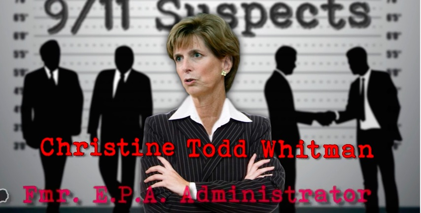 EPA Christine Todd Whitman