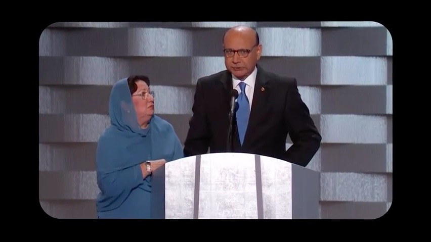 Khizr Khan As Democratic Hit Man