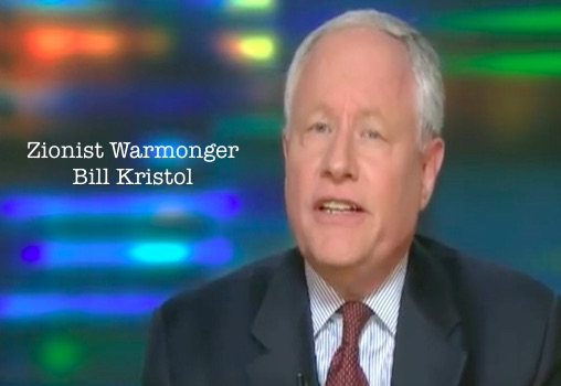 zionist-warmonger-bill-kristol