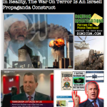 The War On Terror Is An Israeli Propaganda Construct