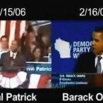 Barack Obama Plagiarized