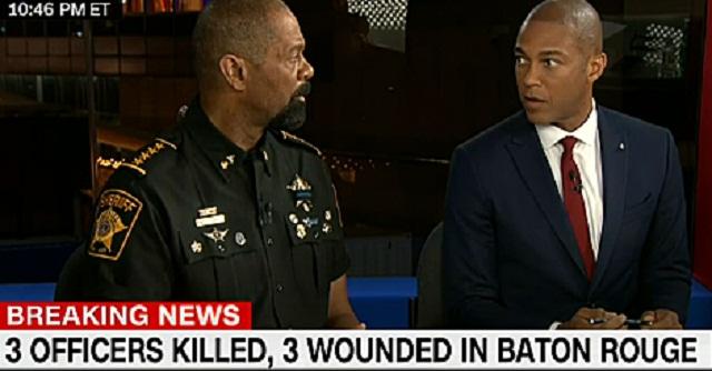 Epic Video: Sheriff David Clarke Schools Controlled Media CNN's Don Lemon