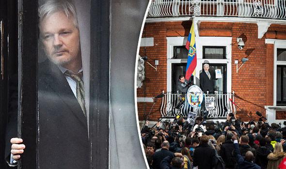 Clinton Scandals: Assassination Attempt? Panic for Julian Assange as intruder scales Ecuadorian embassy wall