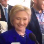 Hillary Seizure